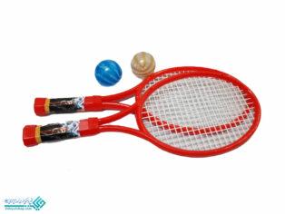 اسباب بازی راکت تنیس